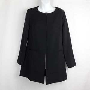 Korean Fashion Long Coat Blazer Top